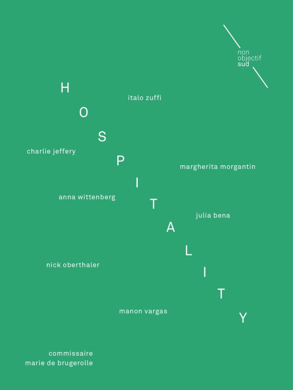 Nick Oberthaler | Group Show- HOSPITALITY