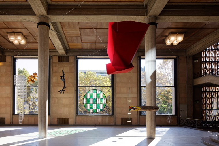 Exhibition in Focus: Suspension – A History of Abstract Hanging Sculpture 1918 – 2018
