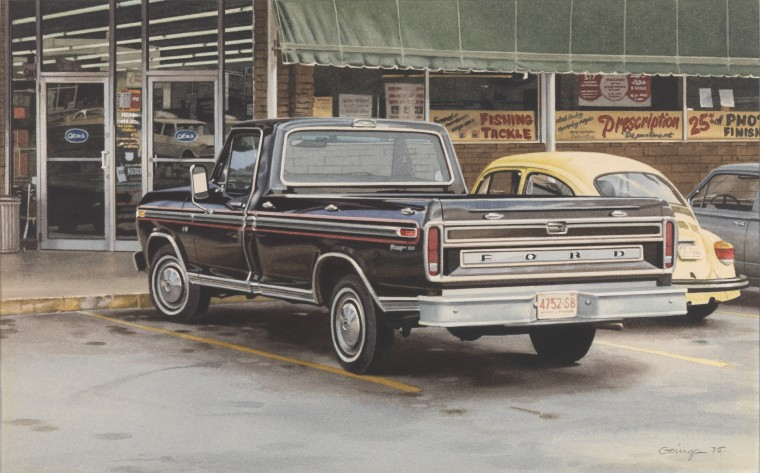 Photorealism of the 1960s