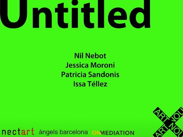 NectART-Artist in Residence Program 2/ Angels Barcelona / On Mediation / Art Nou