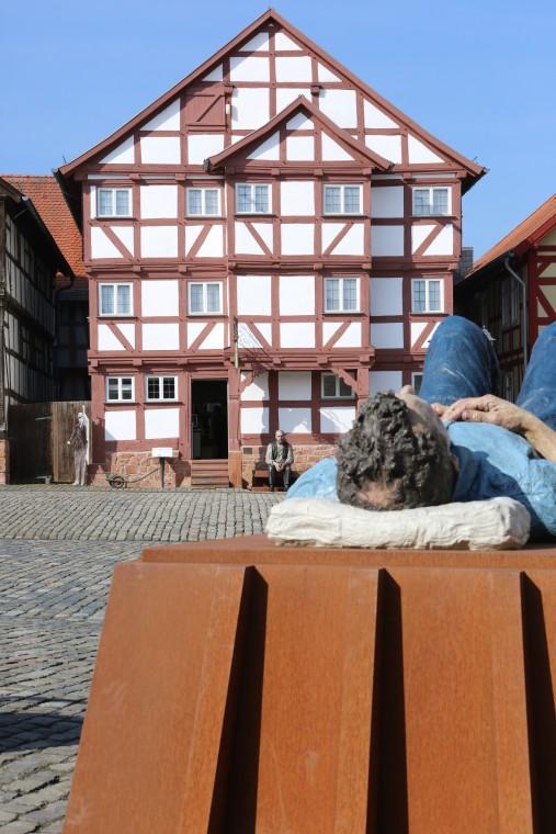 Blickachsen 10: Hessenpark Museum, Neu-Anspach, Germany