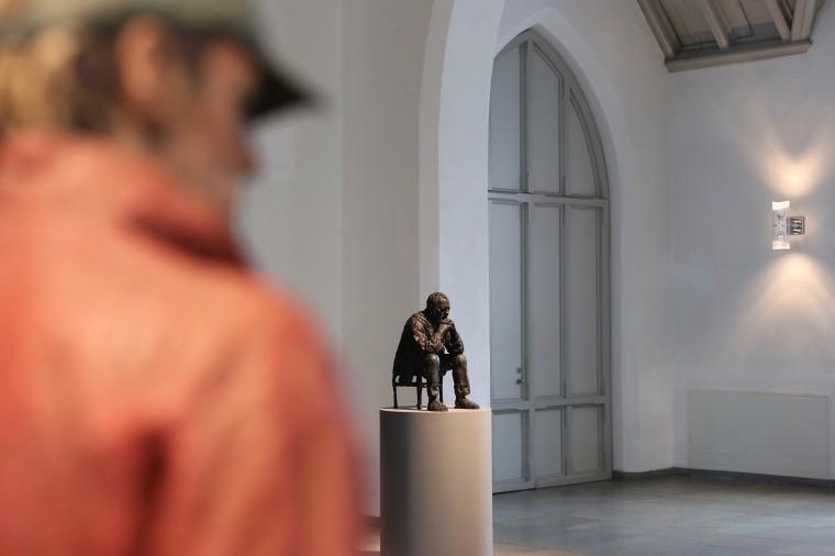 Sean Henry: Das geprüfte Leben | The Examined Life, Kulturzentrum Englische Kirche & Galerie Scheffel