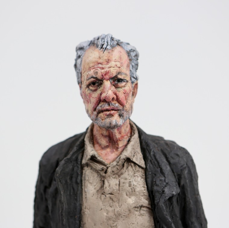 Sean Henry Sculpture