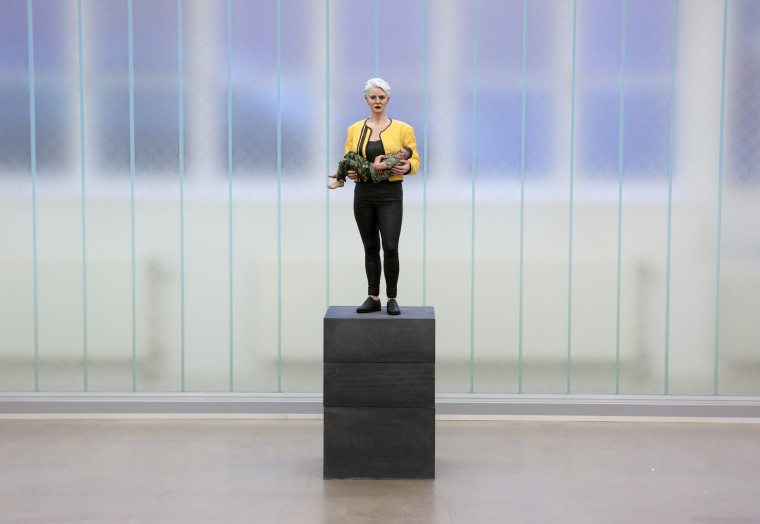Solo show opens in Stockholm, Sweden