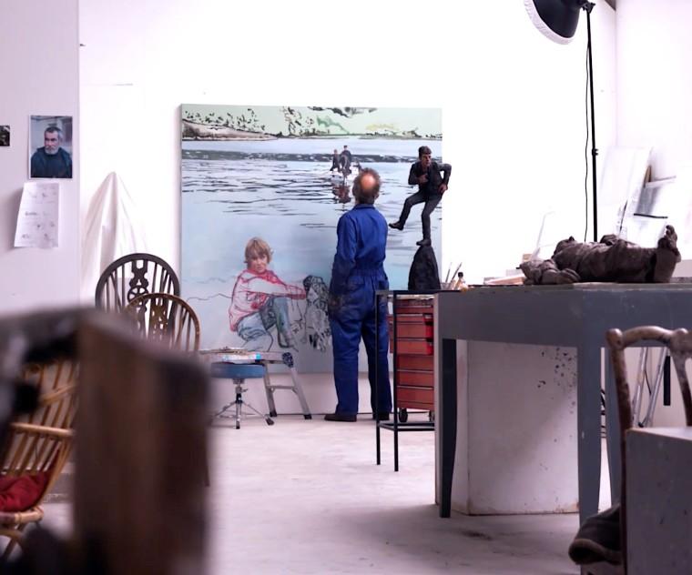 FILM - Sean Henry: In The Studio
