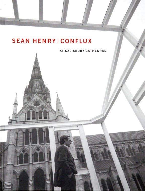 CONFLUX: Sean Henry at Salisbury Cathedral