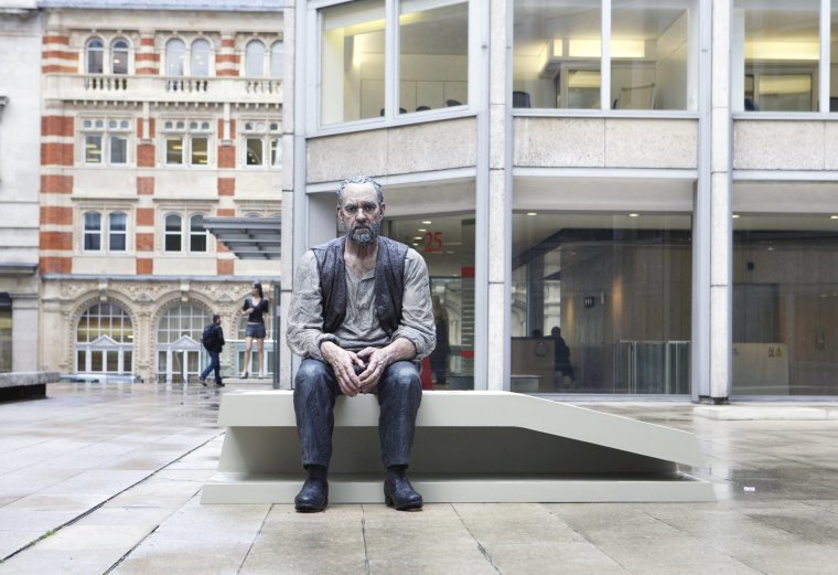 Economist Plaza, London, Osborne Samuel, London 2012