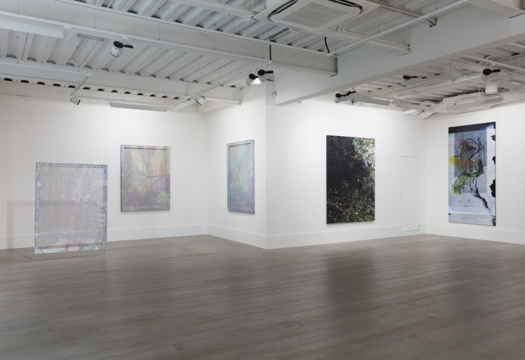 Im/material: Painting in the Digital Age