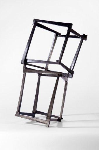<p>Chaos Susse 28, Paris, 2007</p><p>Bronze</p><p>22 1/4 x 14 1/4 in.</p><p>&copy; Hamiltons Gallery</p>