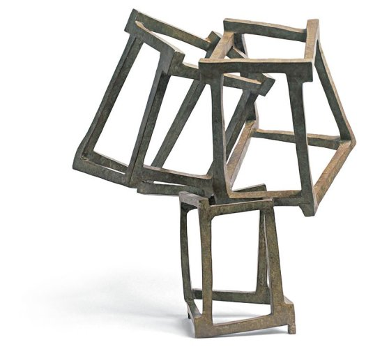<p>Chaos 24, 2006</p><p>Bronze</p><p>21 x 19 24 in.</p>