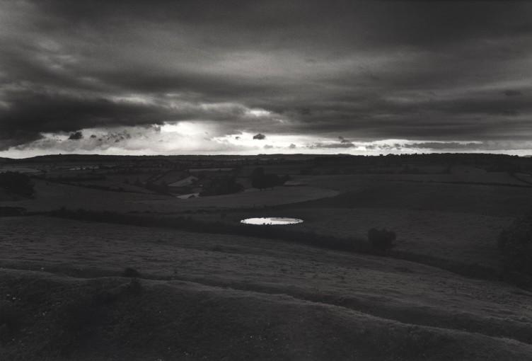 <em>Dew Pond by Iron Age Hill Fort, Somerset</em>, 1988