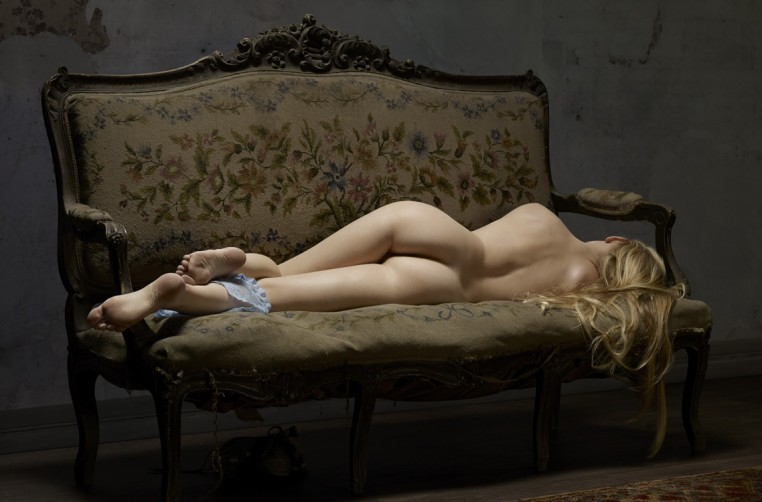 <em>Reclining Nude No. 7</em>, 2015