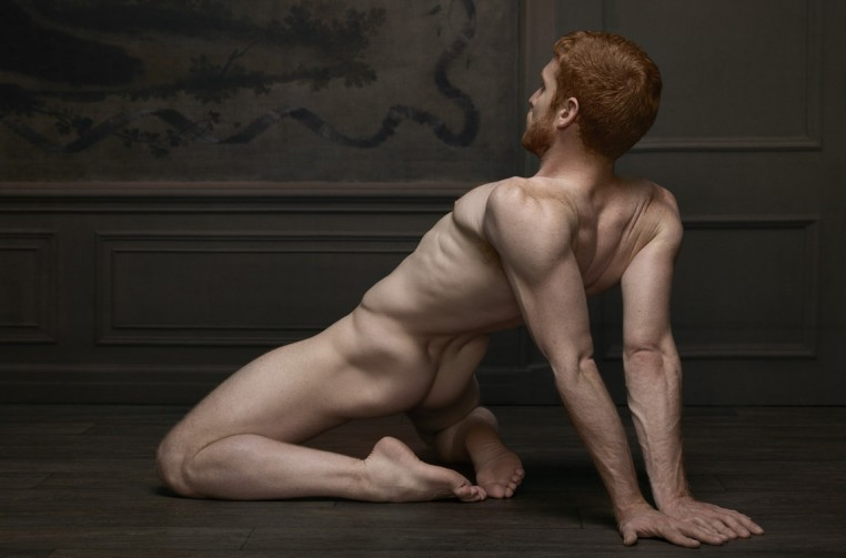 <em>Male Nude No. 3</em>, 2015