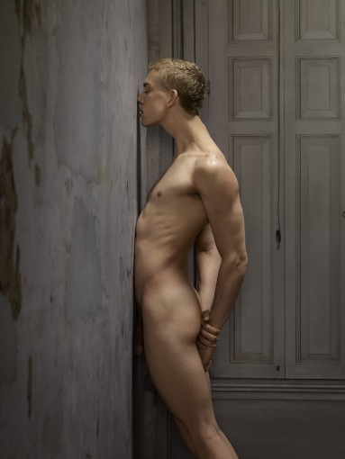 <em>Male Nude No. 1</em>, 2015