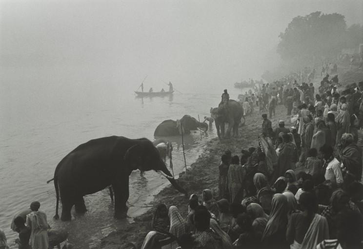 <em>The River Gondak, India,</em>, 1987