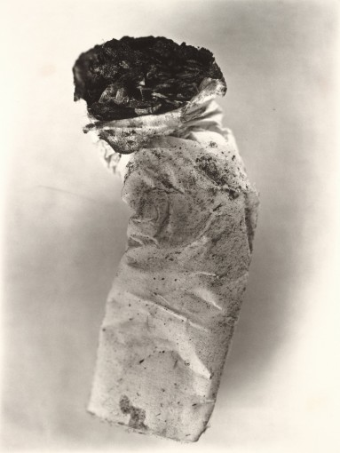<em>Cigarette No. 8, New York</em>, 1974