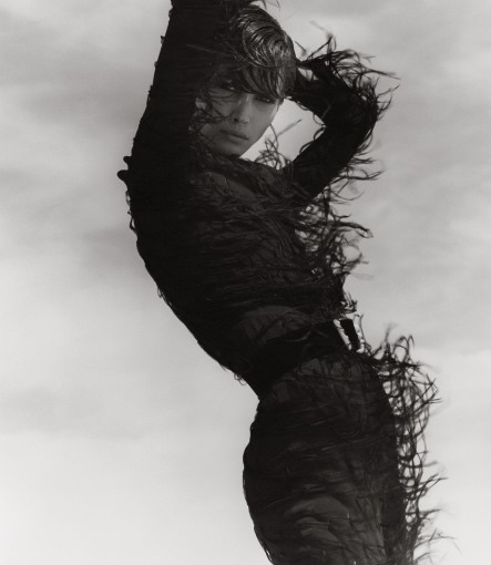 <em>Christy Turlington - Versacae 4, El Mirage</em>, 1990