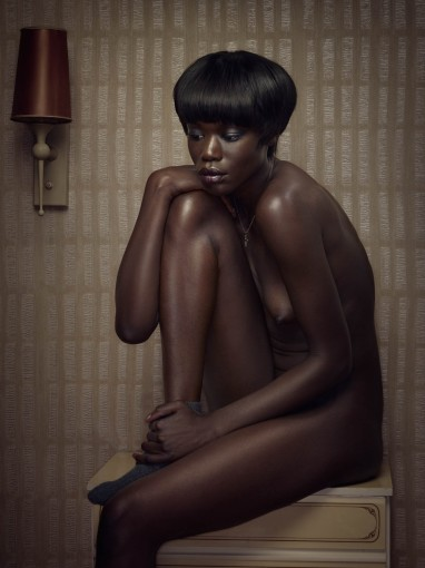<em>Hotel Winston Salem, Sarah Portrait</em>, 2010