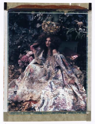 <em>&#34;La mariée dorée&#34;, Haute Couture, Christian Lacroix </em>, 2007