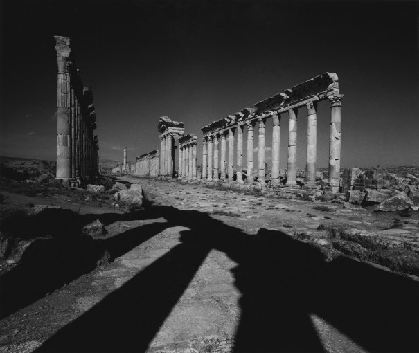 "<span class=""title"">The Avenue, Apamea, Syria <span class=""title_comma"">, </span></span><span class=""year"">2006 - 2009</span>"