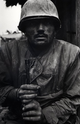 <span class=&#34;title&#34;>Shell Shocked Marine, Vietnam, Hue<span class=&#34;title_comma&#34;>, </span></span><span class=&#34;year&#34;>1968</span>