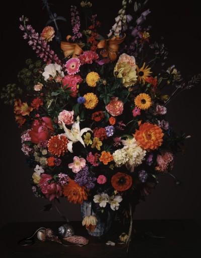 <em>Grande composition florale</em>, 2005