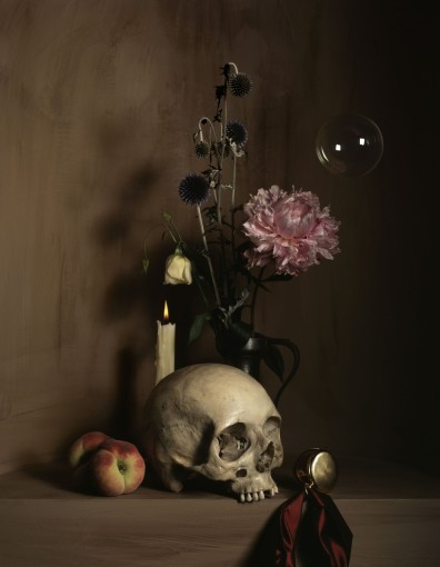 <em>Nature Morte a la Vanite</em>, 2007