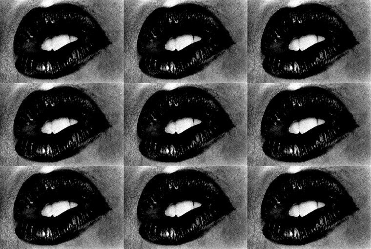 "<span class=""title"">Untitled (Lips 9 Times)<span class=""title_comma"">, </span></span><span class=""year"">2001</span>"