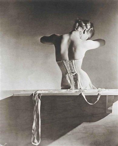<em>Mainbocher Corset (tight), Paris</em>, 1939