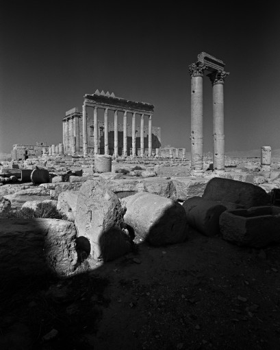 "<span class=""title"">The Columns of the Temple Shrine, Palmyra, Syria<span class=""title_comma"">, </span></span><span class=""year"">2006 - 2009</span>"