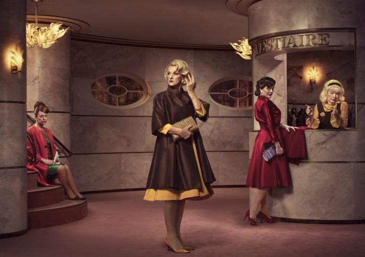 <em>Three Sisters</em>, 2009