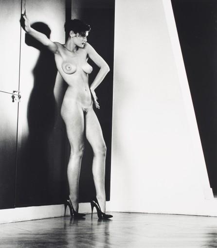 "<span class=""title"">Sylvia in my Studio, Paris<span class=""title_comma"">, </span></span><span class=""year"">1981</span>"