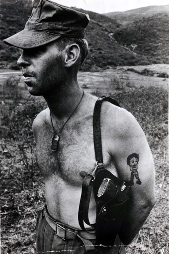 <span class=&#34;title&#34;>A Confident US Marine Just Arrived in South Vietnam<span class=&#34;title_comma&#34;>, </span></span><span class=&#34;year&#34;>1967</span>
