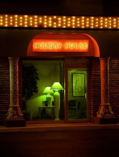 <em>Holiday House, Las Vegas</em>, 2001