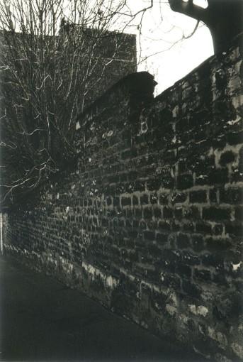 "<span class=""title"">Rue Becquerel - ""brick wall""<span class=""title_comma"">, </span></span><span class=""year"">February 1992</span>"