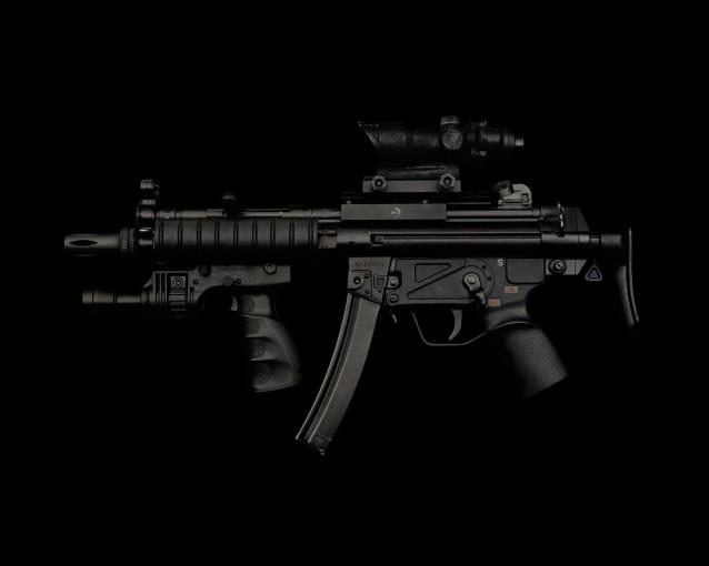 <em>HK MP5 A3</em>, 2008