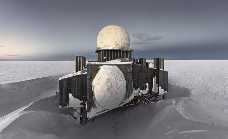 <em>Dye2 #1, Abandoned Missile Detection Station, Greenland Icesheet</em>, 2013