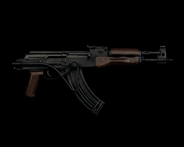 <em>AK 47 Commando</em>, 2008