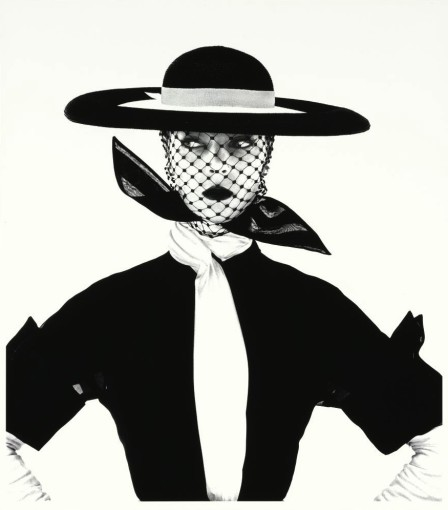 "<span class=""title"">Black and White Vogue Cover (Jean Patchett), New York, 1950<span class=""title_comma"">, </span></span><span class=""year"">1984</span>"