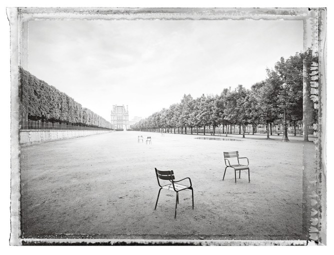 <span class=&#34;title&#34;>Jardin des Tuileries mit Blick auf den Louvre<span class=&#34;title_comma&#34;>, </span></span><span class=&#34;year&#34;>2014</span>