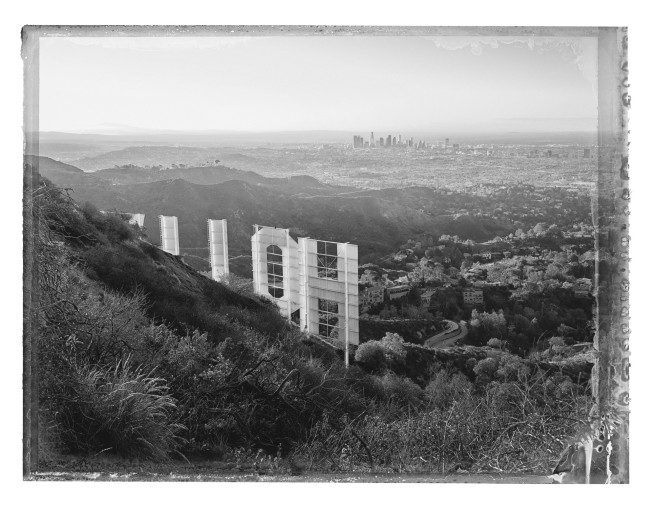 "<span class=""title"">Hollywood Sign I, Hollywood Hills, Los Angeles<span class=""title_comma"">, </span></span><span class=""year"">2017</span>"
