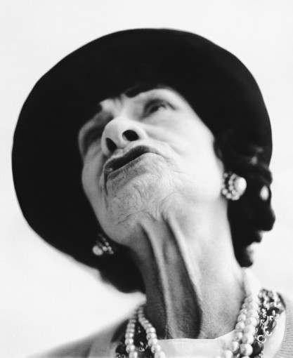 "<span class=""title"">Gabrielle Chanel, couturiere, Paris, France, March 6, 1958 </span>"