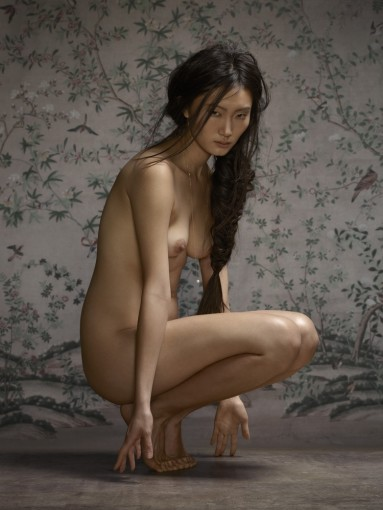 <span class=&#34;title&#34;>Female Nude No. 4<span class=&#34;title_comma&#34;>, </span></span><span class=&#34;year&#34;>2015</span>