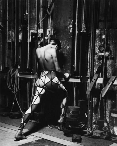 <em>Gabrielle Reece, Vivienne Westwood, Comedie Francaise, Paris</em>, 1989