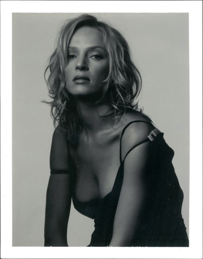 <em>Uma Thurman, New York City</em>, 2004