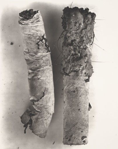 <em>Cigarette No. 17, New York</em>, 1972