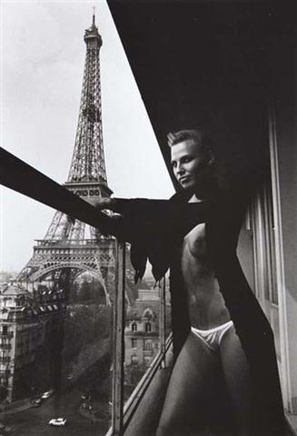<em>Model and Meccano Set, Paris</em>, 1976