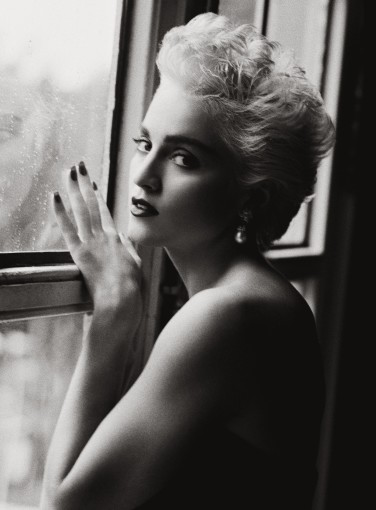"""<span class=""""title"""">Madonna at Window, New York City<span class=""""title_comma"""">, </span></span><span class=""""year"""">1986</span>"""