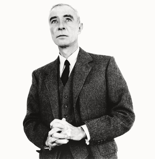 "<span class=""title"">Dr. J. Robert Oppenheimer, physicist, Princeton, New Jersey, December 11, 1958</span>"