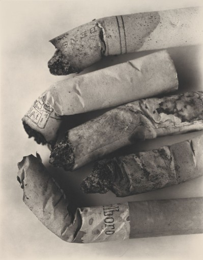 <em>Cigarette No. 125, New York</em>, 1974